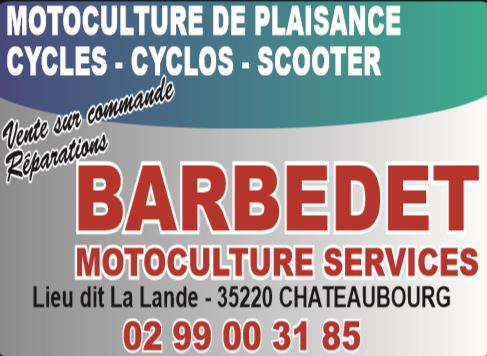 BARBEDET CYCLES : 2687 vues